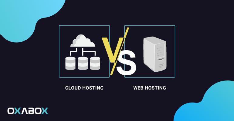 Hébergement Web Vs Hébergement Cloud : quelle est la différence ?